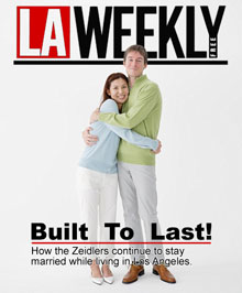 Zeidlers Flaunt Los Angeles Marriage